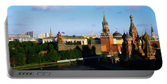 Russia, Moscow, Red Square Portable Battery Charger by Panoramic Images