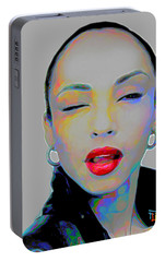 Sade 3 Portable Battery Charger by Fli Art