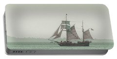 Sail Ship 2 Portable Battery Charger by Lucid Mood