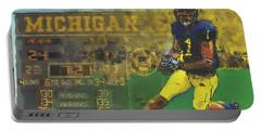 Scoreboard Plus Portable Battery Charger by John Farr