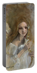 Silence Portable Battery Charger by Dorina  Costras