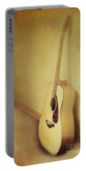 Silent Guitar Portable Battery Charger by Priska Wettstein