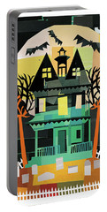 Spooks II Portable Battery Charger by Michael Mullan