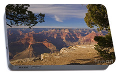 Sunset At Hopi Point Portable Battery Charger by Alex Cassels