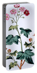 Sweet Canada Raspberry Portable Battery Charger by John Edwards