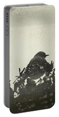 Sweet Disposition Portable Battery Charger by Trish Mistric