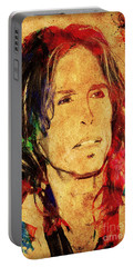 Sweet Emotion Portable Battery Charger by Gary Keesler