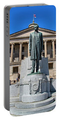 Tennessee Capitol Portable Battery Charger by Dan Sproul