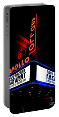The Apollo Theater Portable Battery Charger by Ed Weidman