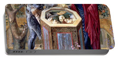 The Baleful Head, C.1876 Portable Battery Charger by Sir Edward Coley Burne-Jones