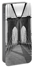 The Brooklyn Bridge Portable Battery Charger by Underwood Archives
