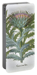 The Cardoon, From The Hortus Portable Battery Charger by German School