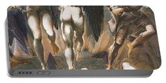 The Death Of Medusa II, 1882 Portable Battery Charger by Sir Edward Coley Burne-Jones