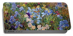 The Iris Bed Portable Battery Charger by Timothy Easton