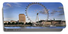 The London Eye Portable Battery Charger by Rod McLean