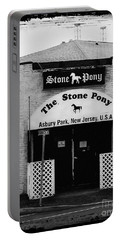 The Stone Pony Portable Battery Charger by Colleen Kammerer