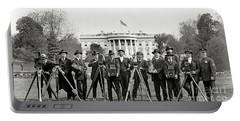 The White House Photographers Portable Battery Charger by Jon Neidert
