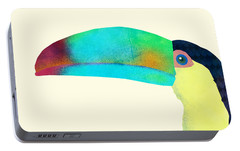 Toucan Portable Battery Charger by Eric Fan