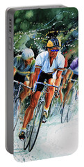 Tour De Force Portable Battery Charger by Hanne Lore Koehler