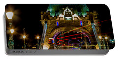 Tower Bridge Portable Battery Charger by Martin Newman