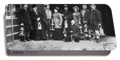 Ulysses S. Grant Visits Mine Portable Battery Charger by Underwood Archives