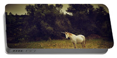 Unicorn Portable Battery Charger by Carlos Caetano