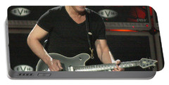 Van Halen-7393b Portable Battery Charger by Gary Gingrich Galleries