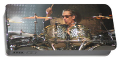 Van Halen-7422b Portable Battery Charger by Gary Gingrich Galleries
