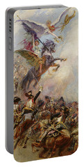Victory Portable Battery Charger by Jean-Baptiste Edouard Detaille