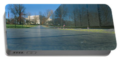 Vietnam Veterans Memorial, Washington Dc Portable Battery Charger by Panoramic Images
