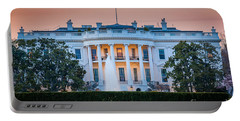 White House Portable Battery Charger by Inge Johnsson