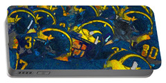Winged Warriors Portable Battery Charger by John Farr