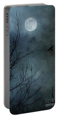 Winter's Silence Portable Battery Charger by Trish Mistric