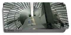 Portable Battery Charger featuring the photograph X-37b Orbital Test Vehicle by Science Source