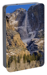 Yosemite's Splendor Portable Battery Charger by Bill Gallagher
