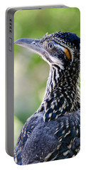 Greater Roadrunner  Portable Battery Charger by Saija  Lehtonen