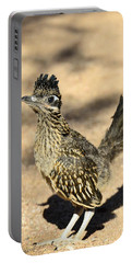 A Baby Roadrunner  Portable Battery Charger by Saija  Lehtonen