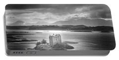 Castle Stalker Portable Battery Charger by Simon Marsden