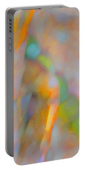 Portable Battery Charger featuring the digital art Comfort by Richard Laeton