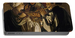 Concert Portable Battery Charger by Hendrick Ter Brugghen