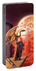 Dragon Lord Portable Battery Charger by The Dragon Chronicles - Robin Ko