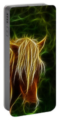 Fantasy Horse Portable Battery Charger by Paul Ward