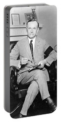 President Calvin Coolidge Portable Battery Charger by International  Images
