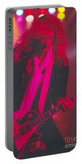 Steve Clarke Portable Battery Charger by David Plastik