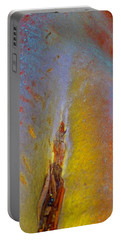 Portable Battery Charger featuring the digital art Transform by Richard Laeton