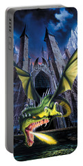Unleashed Portable Battery Charger by The Dragon Chronicles