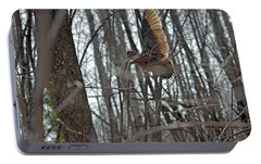 American Woodcock - Scolopax Minor Portable Battery Charger by Asbed Iskedjian