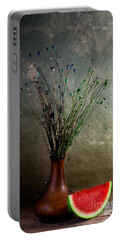 Autumn Still Life Portable Battery Charger by Nailia Schwarz