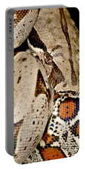 Boa Constrictor Portable Battery Charger by Dant� Fenolio