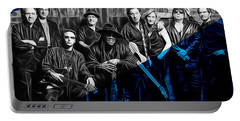 E Street Band Collection Portable Battery Charger by Marvin Blaine